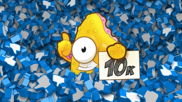 RatingWidget 10k Facebook Likes